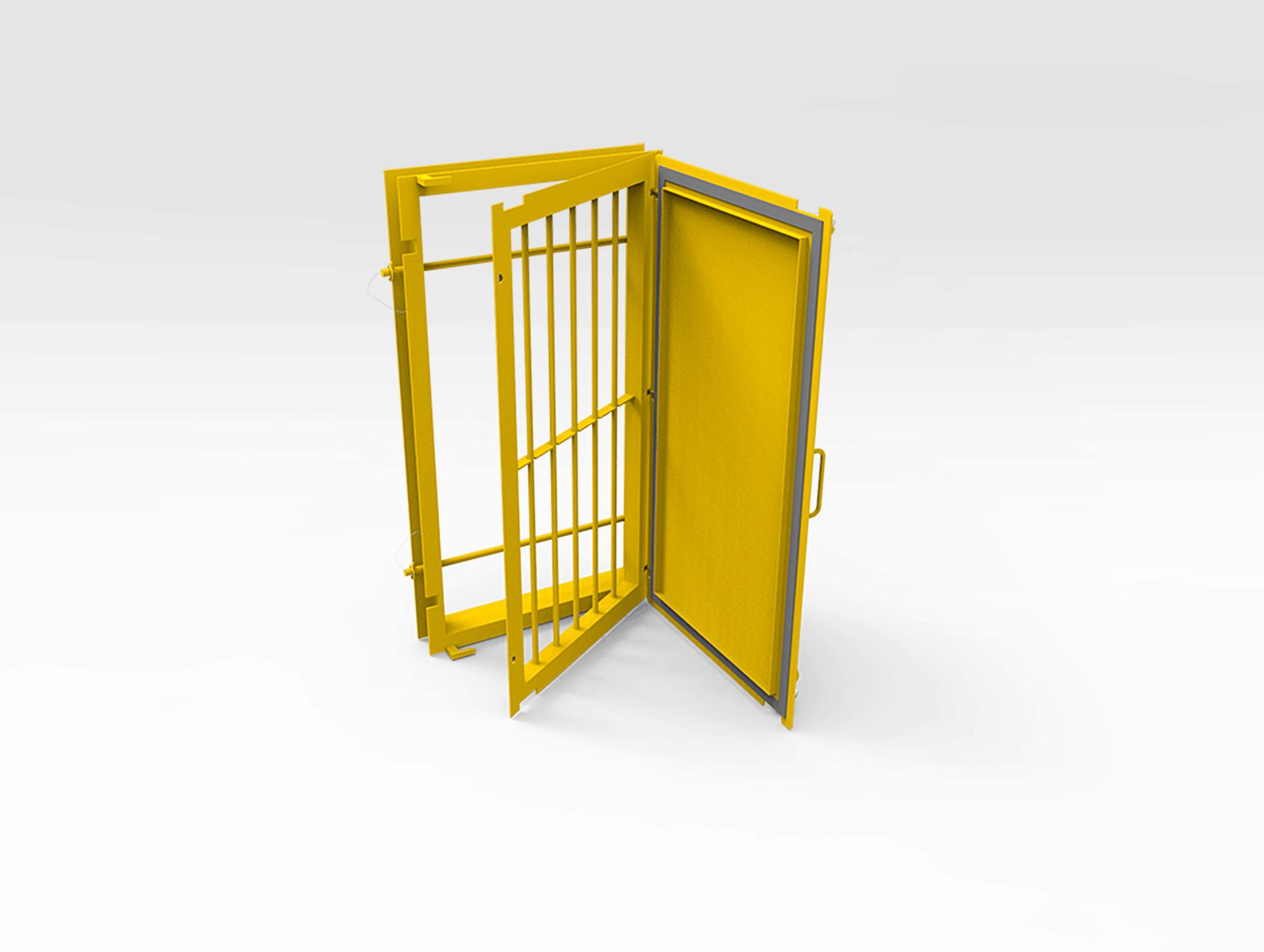 Jail Bar Door 1200mm ...  sc 1 st  Bend Tech Group & Jail Bar Door 1200mm x 600mm - Bend Tech Group