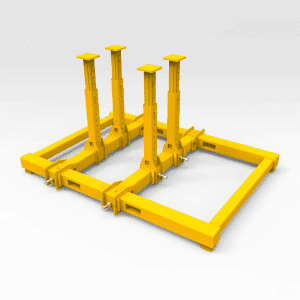 7 Tonne Universal Engine Stand