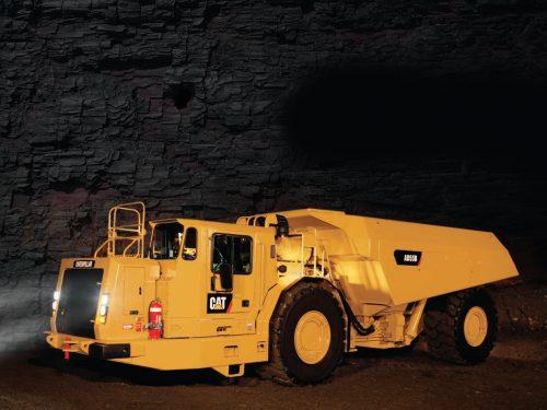 CAT AD55B JNW Truck