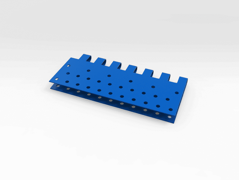 Conveyor Belt Puller Plates - 6 Tonne