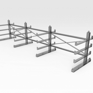 General Purpose Steel Rack – Large