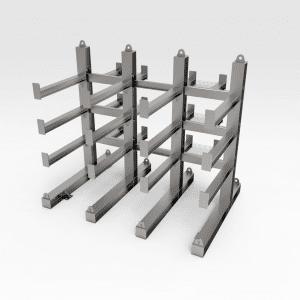 General Purpose Steel Rack – Small