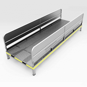 Lower Conveyor Access Platform