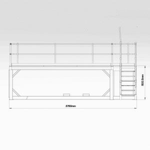 Bucket Repair and Inspection Platform