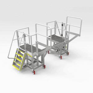 Caterpillar 980M Safety Access Platform Set