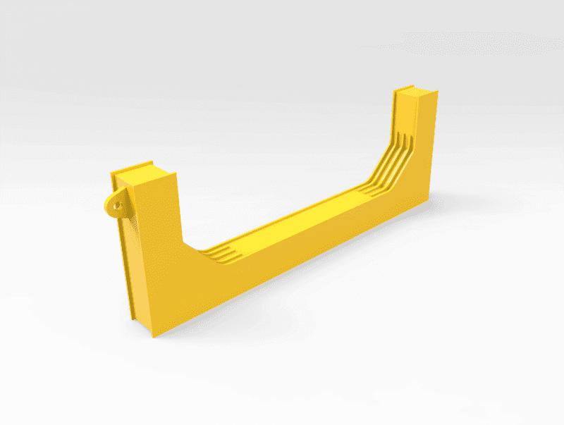 Caterpillar D10/D11 Dozer Track Lifting Frame 13 Tonne