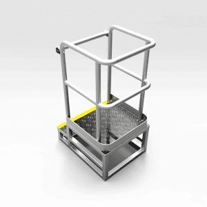 General Access Step Platform