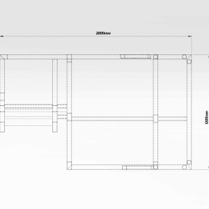 Access Platform 1850mm