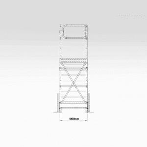 Access Platform 1900mm