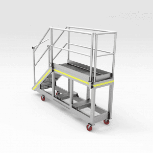 Light Vehicle Platform 1200mm (Wheels)