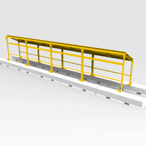 Walkway Shedder