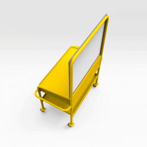 Workshop Whiteboard Bench
