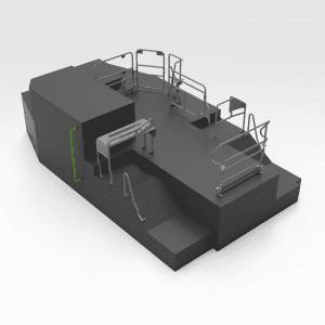 Handrail to suit OEM 211-3328