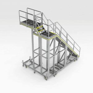 LeTourneau L2350 Ball Cap Access Platform