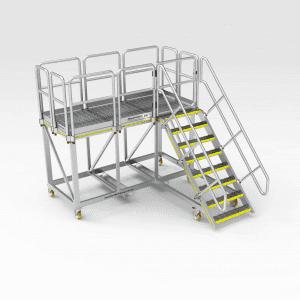 Caterpillar 793F Transmission Platform