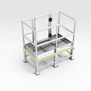 LeTourneau L2350 Aircon Condenser Access Platform