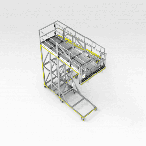 L2350 Chassis Access Platform Rh Bend Tech Group