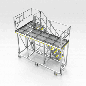 Caterpillar AD55B Access Platform