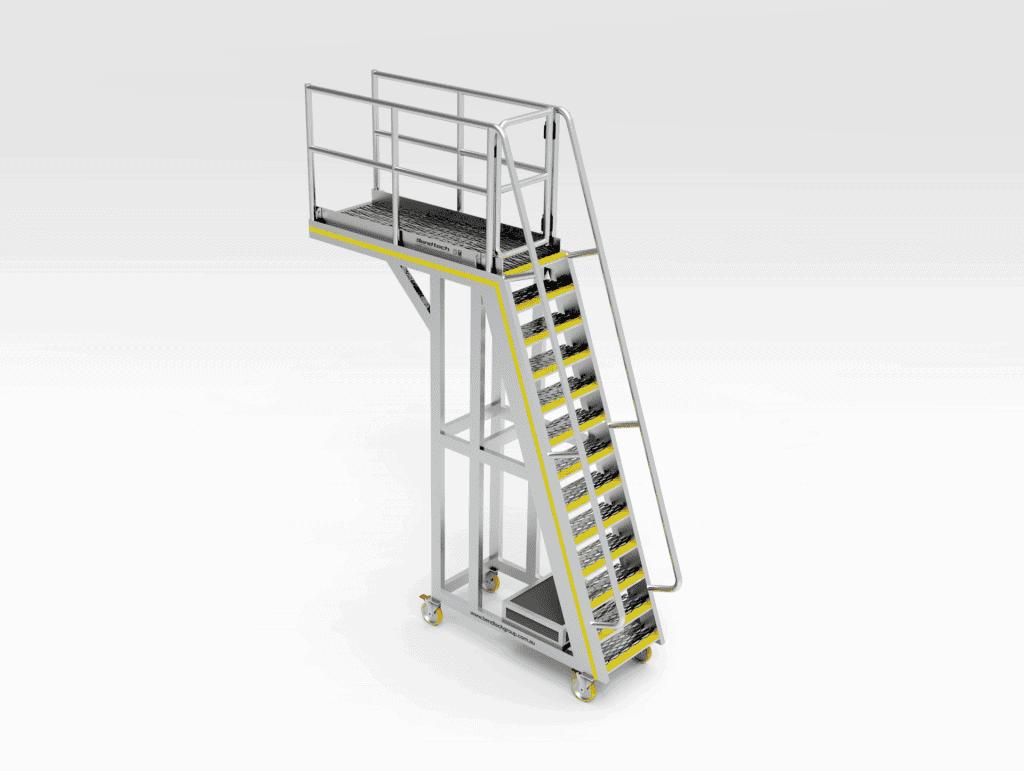 Crusher-Access-Platform-FL