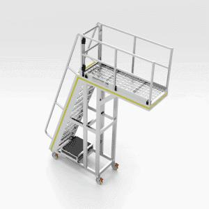 Crusher Access Platform