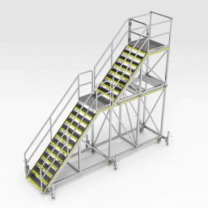 Caterpillar 793F Driver Side Access Platform