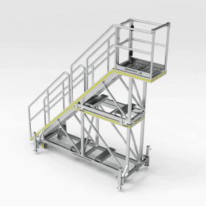 LeTourneau L2350 Artic Area Access Platform