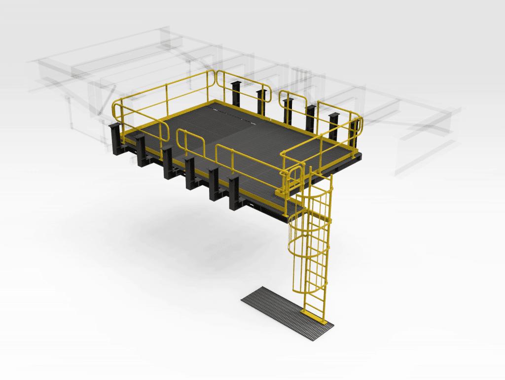 Crushing-Hub-Maintenance-Floor-FL