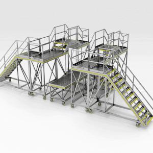 Caterpillar 994H Access Platform