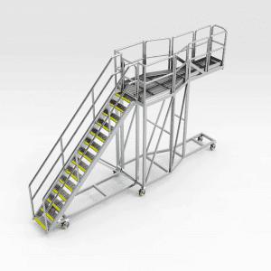 Caterpillar 994H Arctic Platform