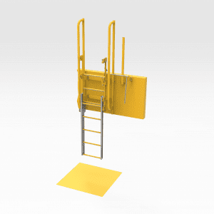CAT 994 Emergency Egress Ladder