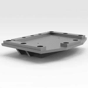 Hitachi EX2500 Bash Plate