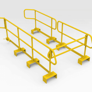 Komatsu 830E Chassis Handrail