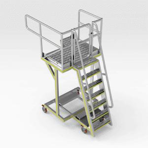 Caterpillar 2900 Centre Hitch Platform