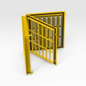 Armour Door - High Impact & Abrasion Door