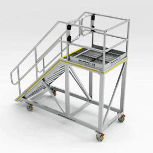 Chute Access Platform