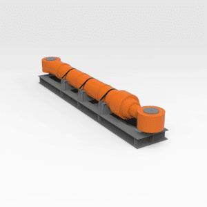 Hitachi EX5500 Bucket Cylinder Transport Frame