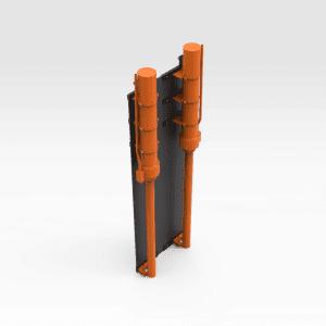 Hitachi EX3600 Cylinder Protection