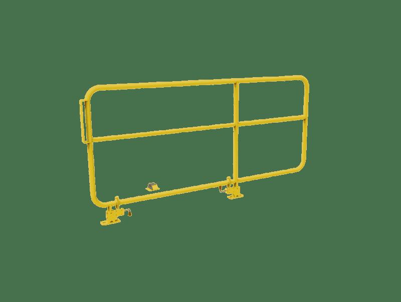 Low Folding Handrail