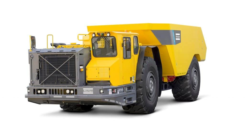 AtlasMT54 Truck