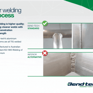 CAT 777F Water Cart Access Platform - Bend Tech Group