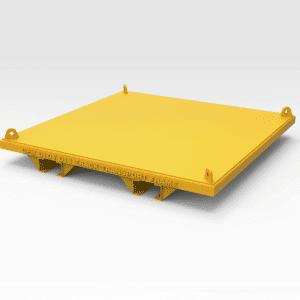 Caterpillar D10/D11 Track Transport Frames