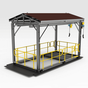 Secondary Sizer Platform