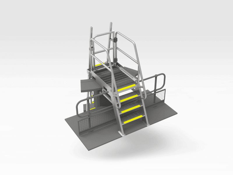 General Purpose Crusher Access Platforms
