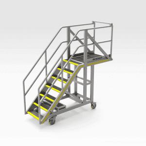 Access Platform with Overhang 1600mm