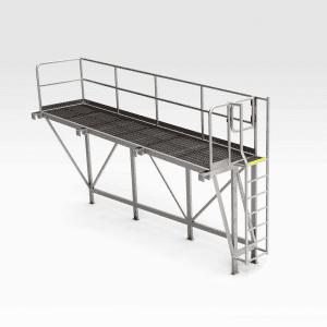 Belt Splicing Access Platform