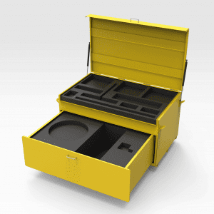 Specialised Toolbox with Drawer