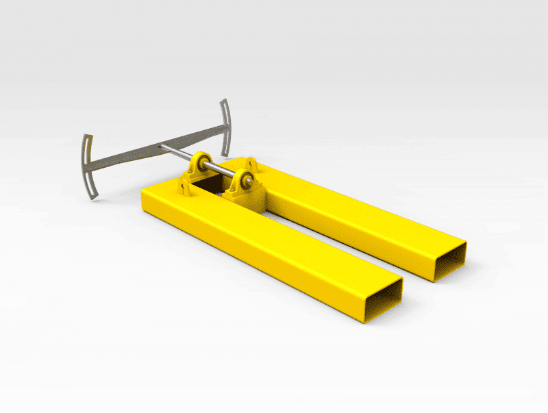 Drive Cover Lifting Jig