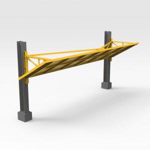 Cantilever Shedder 8000mm