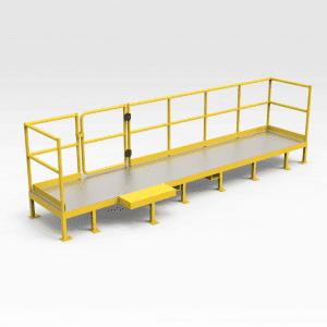 Aluminium Rail Platforms