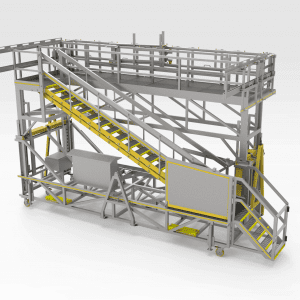 Track Machine Mobile Access Platform